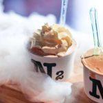 Азот-шоу с крио-мороженным