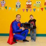 Супергеройская миссия